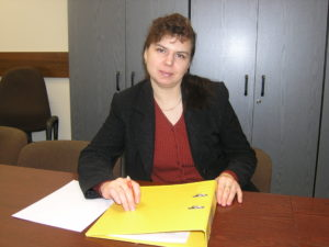 YASKEVICH Anna Viktorovna  First category specialist of the International Arbitration Court at the BelCCI